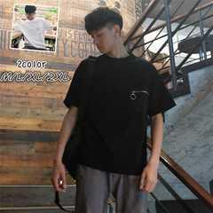Tシャツ カジュアル メンズ 半袖Tシャツ 着心地良い18mt066