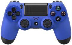 新品即決 PS4 純正ワイヤレスコントローラー DUALSHOCK4 ウェイブブルー 送料無料