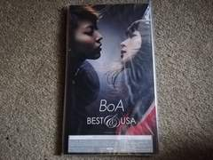 BoA 初回盤 4枚組 2CD+2DVD BEST&USA 未開封