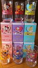 ディズニーグラス6個セット!新品!非売品!キリン景品全種日本製