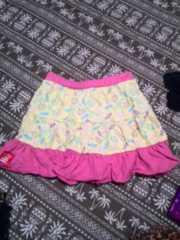美品 ベビードールスカート 120cm