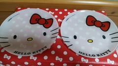 ☆LAWSONオリジナル大皿ケーキ皿すき焼き小鉢セット☆キティ11枚
