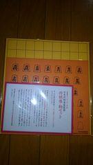 日本将棋連盟監修 将棋盤・駒セット