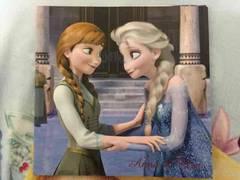 ディズニー アナと雪の女王 ふせん