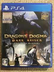 ドラゴンズドグマ ダークアリズン 初回コード付き PS4