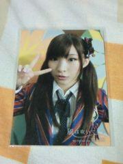 AKB48 風は吹いている 特典生写真 岩佐美咲
