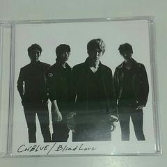 CNBLUE   Blind Love 初回限定盤CD  DVD付