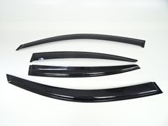 マツダ B&Lドアバイザー/サイドバイザー アクセラ BK系