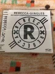 レベッカ SINGLES CDVIDEO 24vh-2002