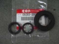 (50)GS400右クラッチカバー用オイルシールセットS121