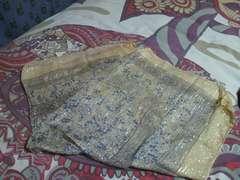 アジアンフリンジ付きスカーフ