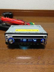 �AKENWOOD E222 AUX付 CDプレーヤー