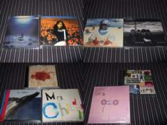 MR.CHILDREN/BANK BAND アルバム9枚セット 盤質良好(salyu)