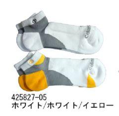 新品即決 コラントッテパイルサポートソックス2足組 W/WHT・YEL