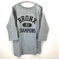 美品  90s復刻 米製 チャンピオン ナンバリング Tシャツ L 七分