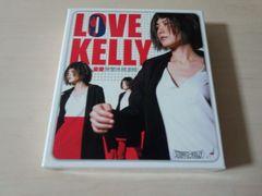 ケリー・チャン(陳慧琳)CD「LOVE KELLY CHEN陳慧琳精選輯」香港