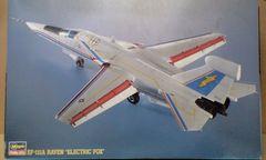"""1/72 ハセガワ アメリカ空軍 EF-111A レイブン """"エレクトリック フォックス"""""""