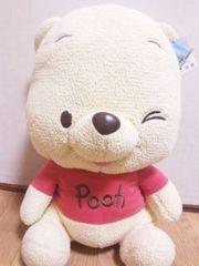 Winnie the Pooh/くまのプーさんジャンボぬいぐるみ48�p