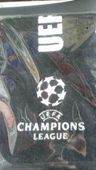 サントリー、UEFAチャンピオンズリーグマフラータオル新品未開封品非売品 黒