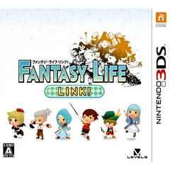 3DS》ファンタジーライフ LINK! [174000273]