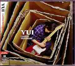 YUI☆I LOVED YESTERDAY☆初回盤☆美品