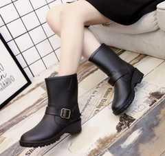 レディースレインブーツ レインシューズ 雨靴23cm〜25.0cm/AK374