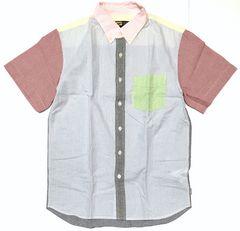 XLARGE エクストララージ マルチカラーシャツ M