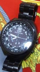 定価42120円シチズンエコドライブソーラー電波腕時計ダイレクトフライトSKY