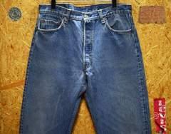 ◆廃盤◆米国85年製リーバイス501・W36(88cm)・股下81cm