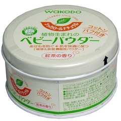 和光堂シッカロールナチュラル ベビーパウダー 紅茶の香り120g