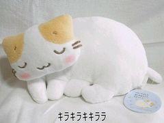 マシュマロみたいふわふわニャンコ(猫)クッション