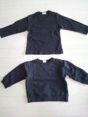 【�A点まとめ売り】長袖Tシャツ&トレーナー95�p