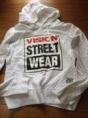 VISION STREET WEAR パーカー