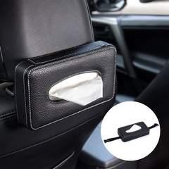 車 ティッシュ 車用ティッシュボックス Black-2