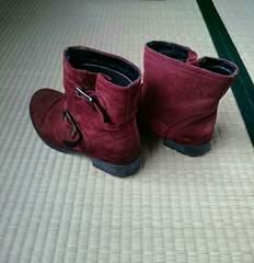 レディースショート靴