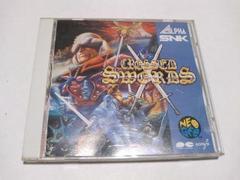 CD クロスソード・戦国伝承/アルファ電子・SNK(サンプル盤) / サウンドトラック 非売品