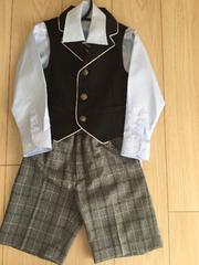 kids スーツセット♪(110�p)
