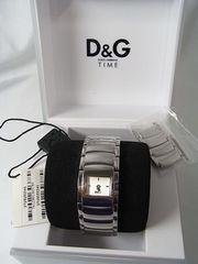 本物確実正規D&Gドルチェ&ガッバーナ 腕時計レディース