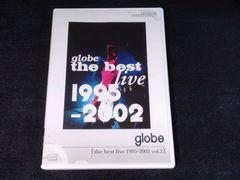 globe/the best live 1995-2002 vol.2