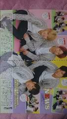 NEWS/関ジャニ∞■ザテレビジョンzoom!! 27)切り抜き4P