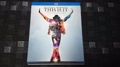 【Blu-ray】MICHAEL JACKSON'S/THIS IS IT