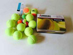 テニス練習球 まとめ売り!21ボールセット