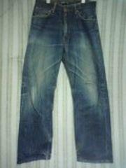リーバイス503激色落ちジーンズ