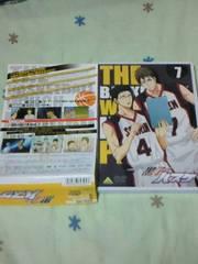 DVD 黒子のバスケ(第1期)第7巻 初回限定版 アニメイト特典付属