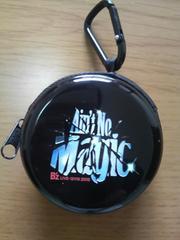 B'z ライブ 2010 Ain't No Magic ガチャガチャ コインケース