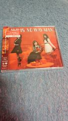 AKB48 NO WAY MAN 通常盤 type-D+劇場盤 CD+DVD