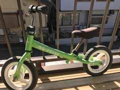 子供用自転車練習用