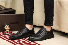 LOUIS VUITTON ルイヴィトン靴メンズ黒