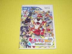 Wii★ヤッターマンWii ビックリドッキリマシンで猛レースだ