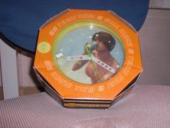 掛け時計 テライユキ 置き時計